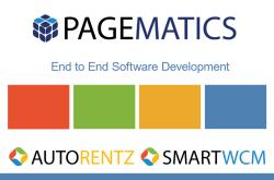 Pagematics Autorentz logo