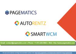 Pagematics Autorentz contact us