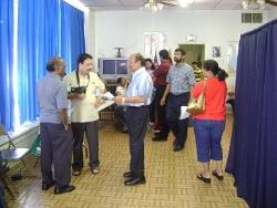 Medical Camp and Blood Drive 2009