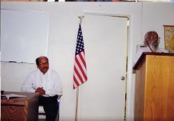 1999 Reception To Joseph Edamaruku