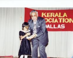 2000 Fokana President Kalathil Pappachan