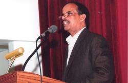Davis Mundanmani President 2007 And 2008