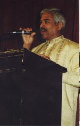First-Secretary K A Abraham Mathew