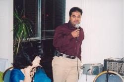 FOKANA Youth Director Shibu Thomas 1996