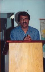 Former President Koshy Panicker