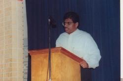 President 1995 Alex Alexander