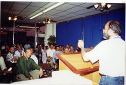 Reception To Alphonse Kannanthanam IAS
