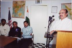 Reception To Binoy Vishwam MLA