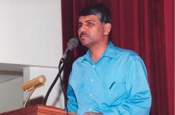 Santhosh Pillai Secretary 2006