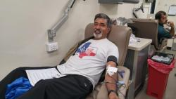 Medical Camp & Carter Blood Drive