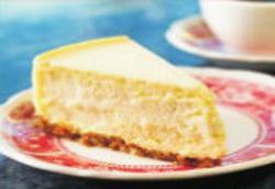 New York Plain Cheese Cake