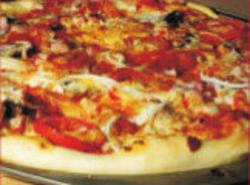 White Pizza with Chicken