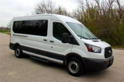Available Vans - Ford Transit XL Medium Roof