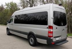 A1 Rental Vans - Mercedes Benz