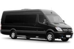 Available Vans - Mercedes Benz Sprinter