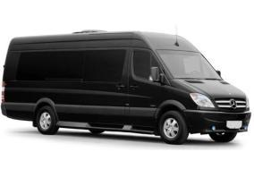 A1 Rental Vans - 12. Mercedes Benz Sprinter