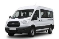 Available Vans - Ford Transit 350