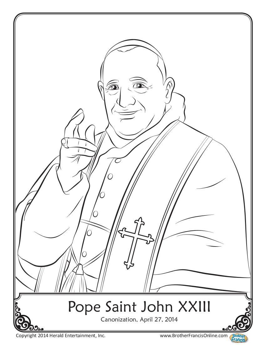 Saint Pope John XXIII