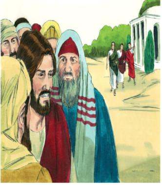 Jesus And The Centurion