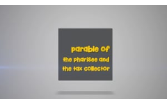 21-The Parable of The Pharisee and The Tax Collector