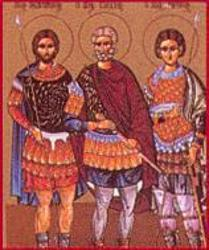 Tarachus, Probus, and Andronicus