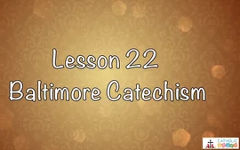 The Third, Fourth, Fifth, and Sixth Commandments of the Church
