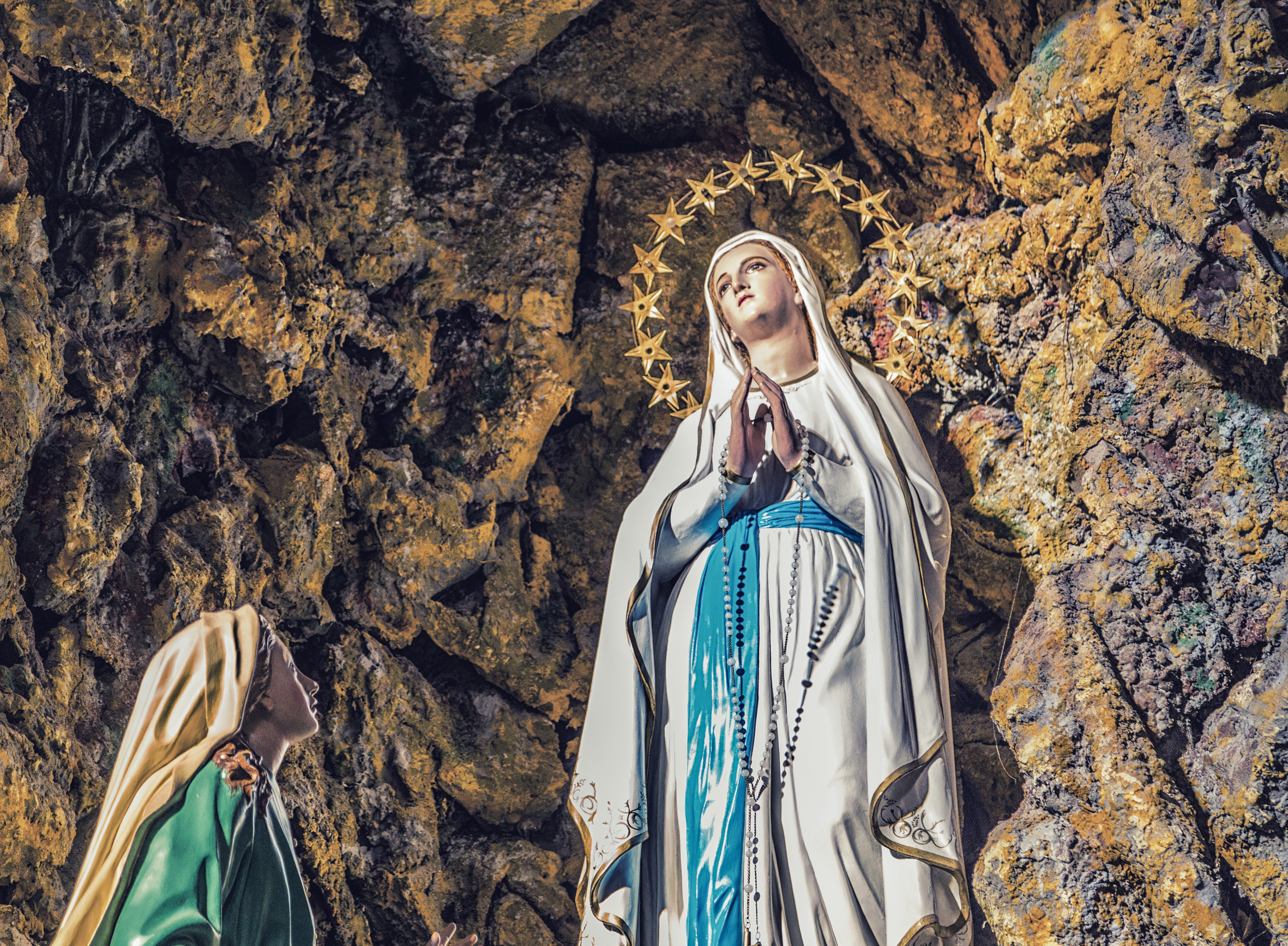 Feb. 11 - Our Lady of Lourdes