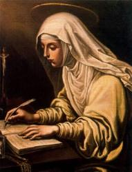 Saint Catherine of Ricci
