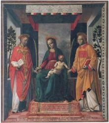 Saints Faustinus and Jovita