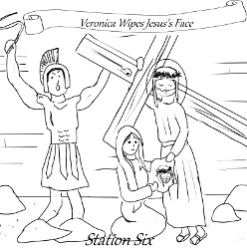Stations of the Cross - Station 06