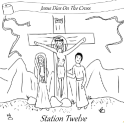 Stations of the Cross - Station 12