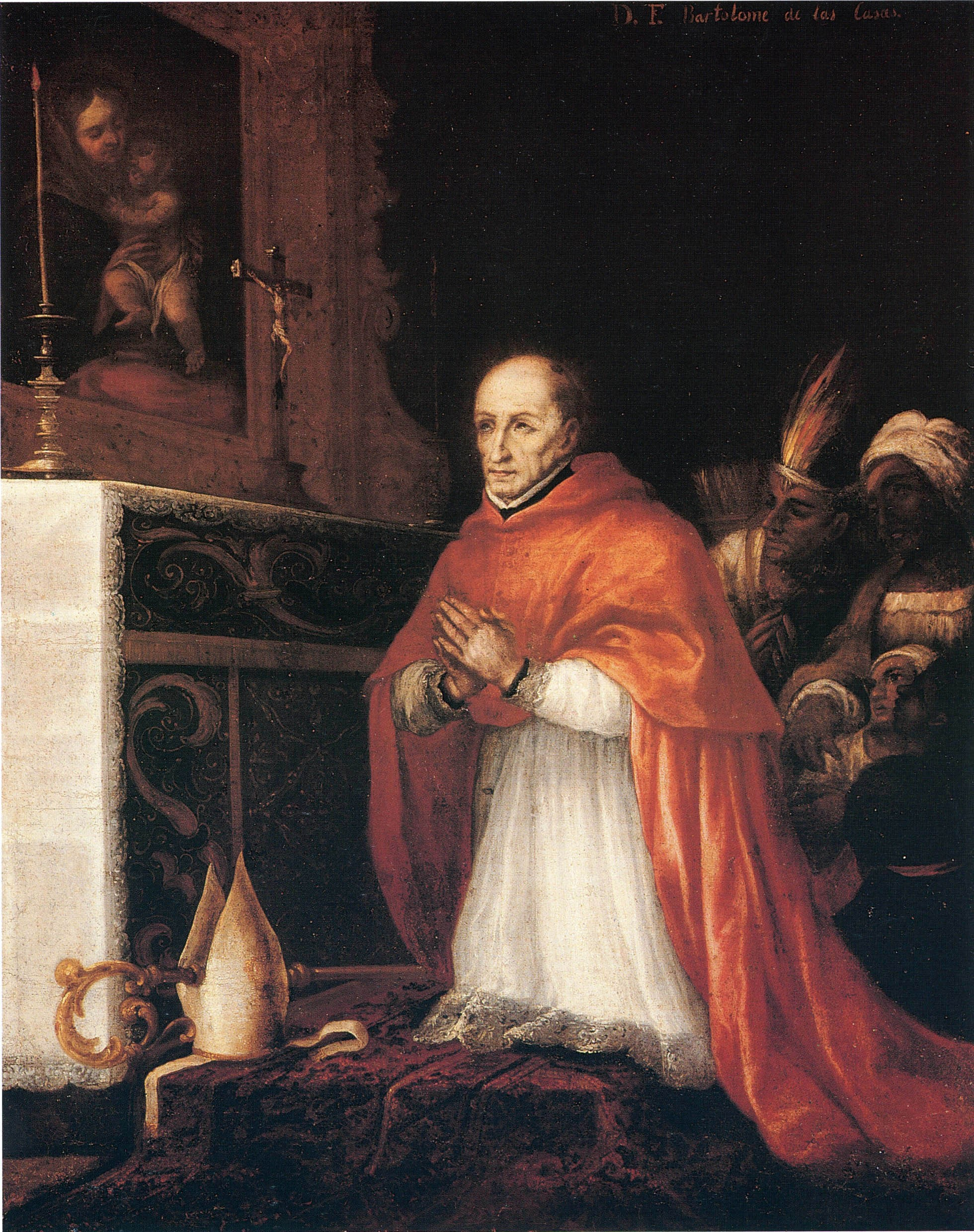 Saint Turibius of Mogrovejo