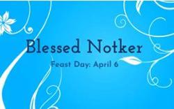 Blessed Notker