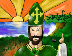 Saint Patrick Day - Quiz
