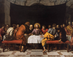Mass of the Lords  supper