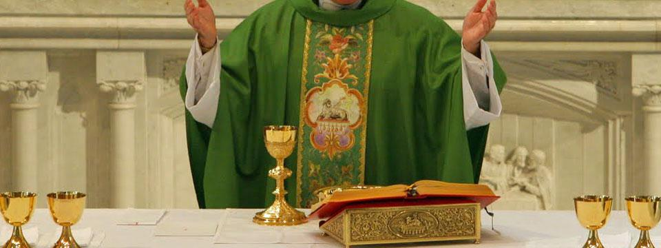 Green Vestments Ordinary Time