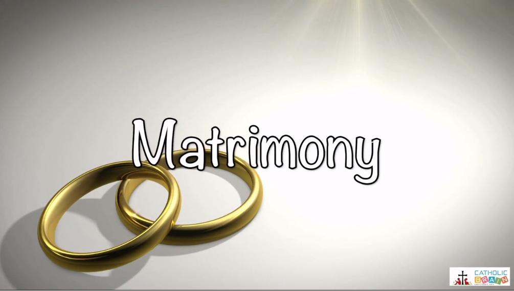 35 - Matrimony