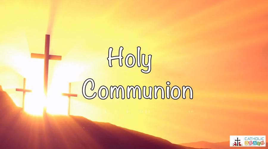 28 - Holy Communion