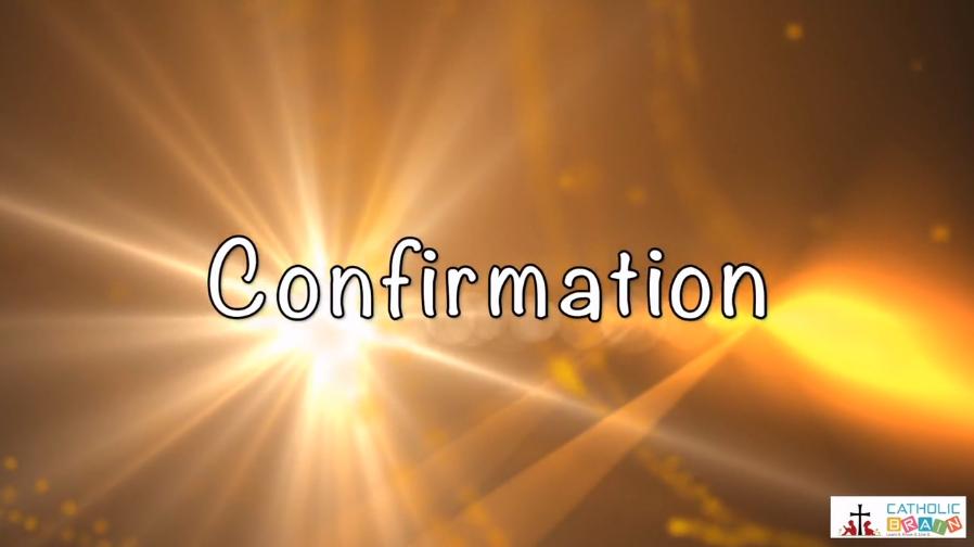 25 - Confirmation