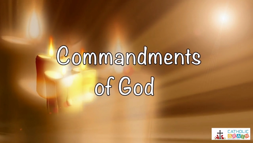 18 - The 2nd and 3rd Commandments of God