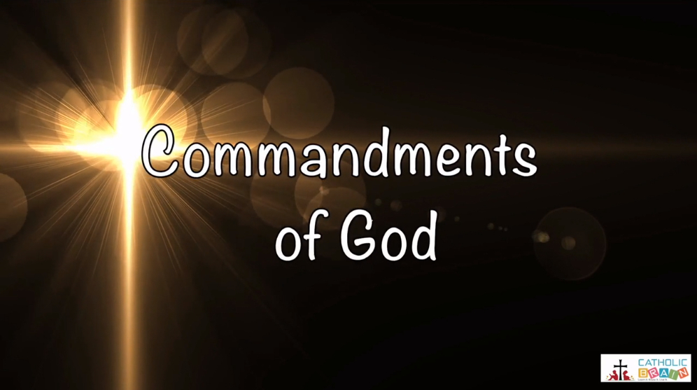 19 - The Fourth, Fifth, and Sixth Commandments of God