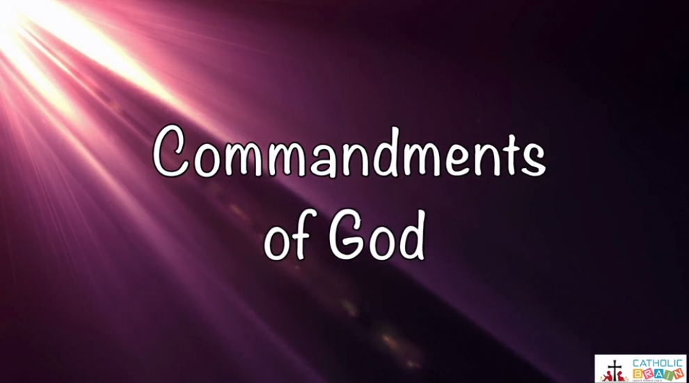 20 - The 7th, 8th, 9th, and 10th Commandments of God