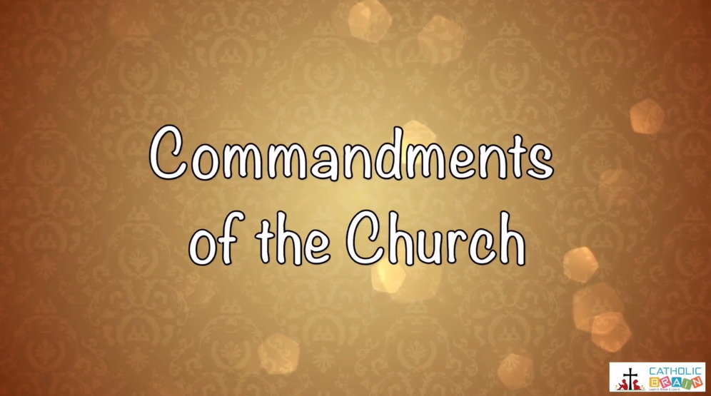 22 - The 3rd, 4th, 5th, and 6th Commandments