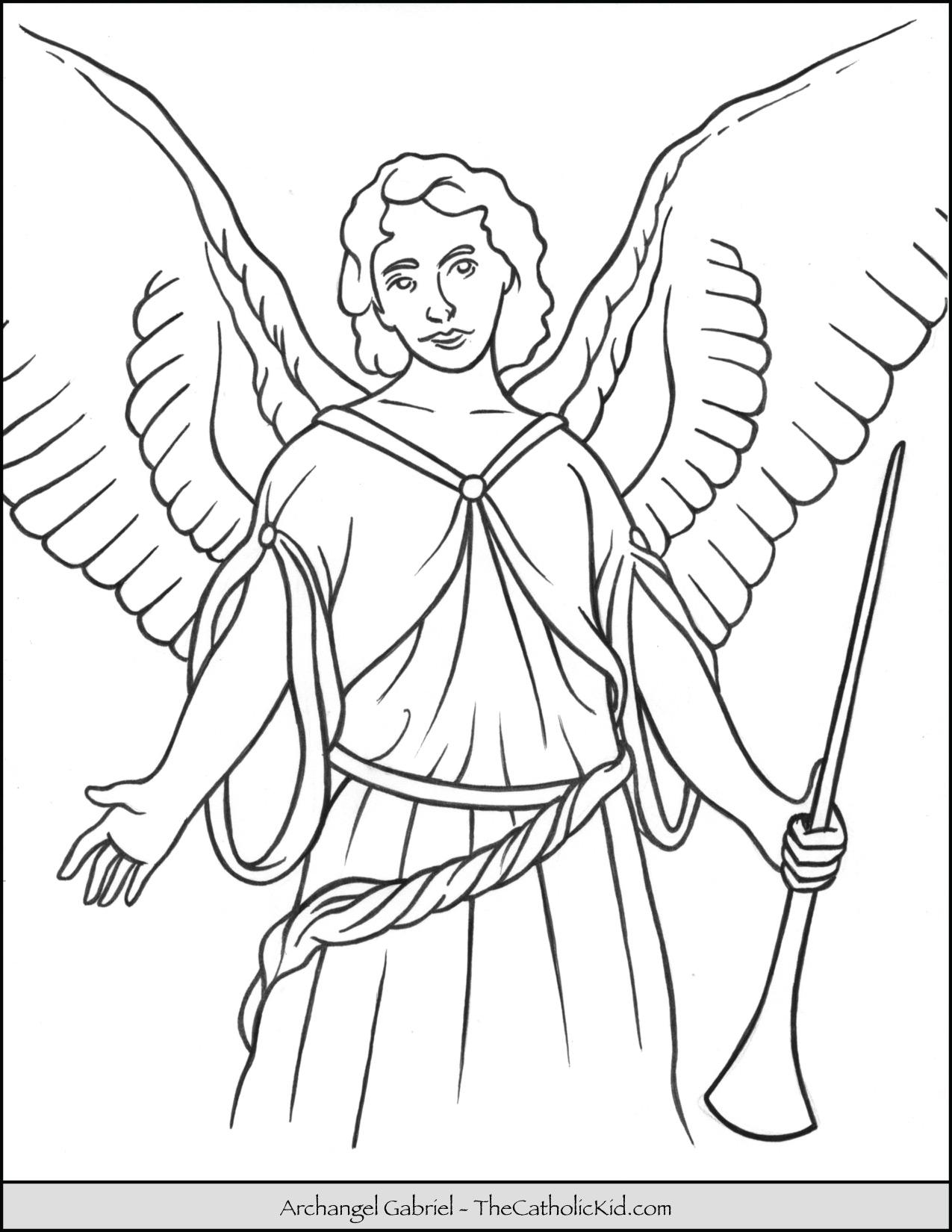Archangel Gabriel