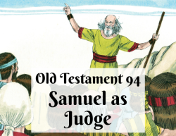 OT 094 - Samuel as Judge