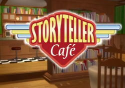 Storyteller Cafe - The Secret Plan