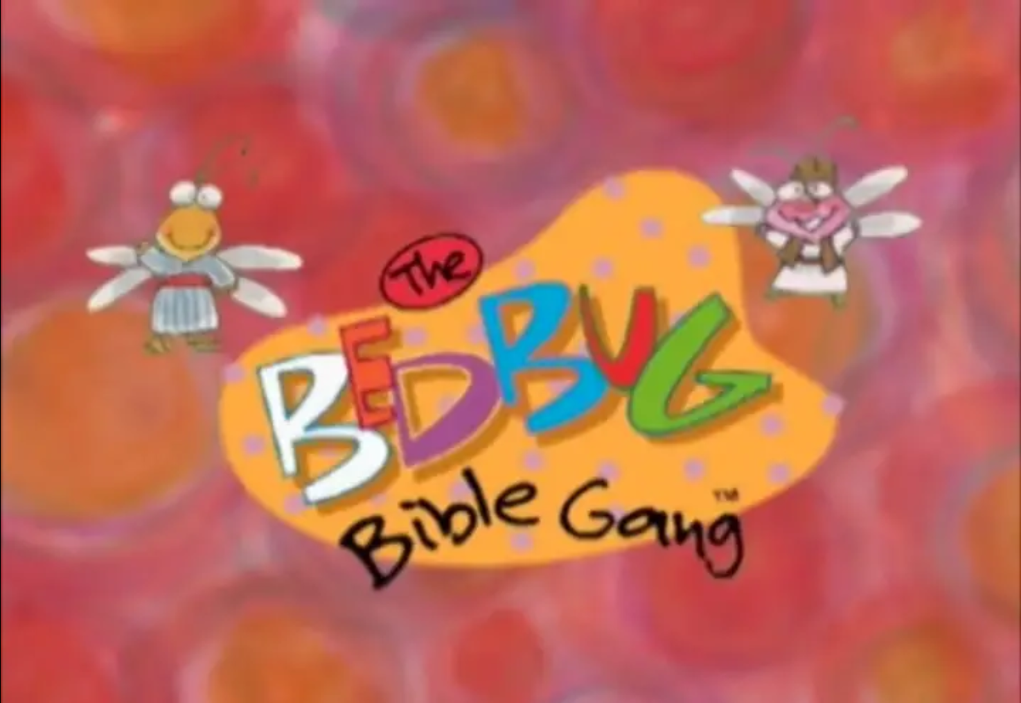 Bedbug Bible Gang - Easter Party!