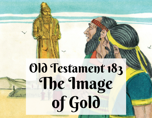 OT 183 - The Image of Gold