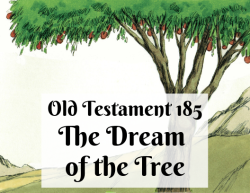 OT 185 - The Dream of the Tree