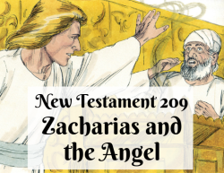 NT 209 - Zacharias and the Angel